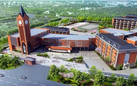 宜昌剑桥双语学校